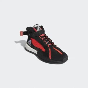Adidas Posterize Shock Red Sneakers EG6879 size 20